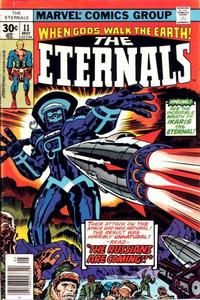 Cover Thumbnail for The Eternals (Marvel, 1976 series) #11 [Regular Edition]