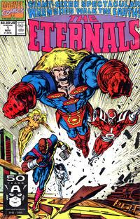 Cover Thumbnail for Eternals: The Herod Factor (Marvel, 1991 series) #1