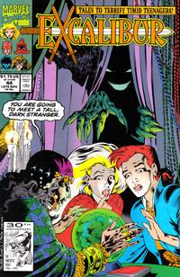 Cover Thumbnail for Excalibur (Marvel, 1988 series) #44 [Direct]