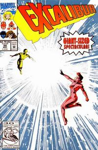 Cover Thumbnail for Excalibur (Marvel, 1988 series) #50 [Direct]
