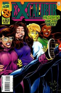Cover Thumbnail for Excalibur (Marvel, 1988 series) #91 [Direct Edition]