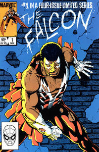 Cover Thumbnail for Falcon (Marvel, 1983 series) #1 [Direct]