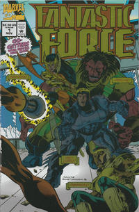 Cover Thumbnail for Fantastic Force (Marvel, 1994 series) #1 [Direct Edition]