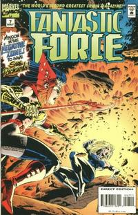 Cover Thumbnail for Fantastic Force (Marvel, 1994 series) #7