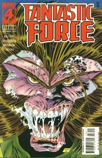 Cover for Fantastic Force (Marvel, 1994 series) #14