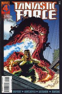 Cover Thumbnail for Fantastic Force (Marvel, 1994 series) #15