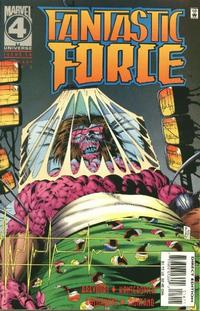 Cover for Fantastic Force (Marvel, 1994 series) #16