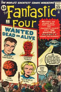 Cover Thumbnail for Fantastic Four (Marvel, 1961 series) #7 [Regular Edition]