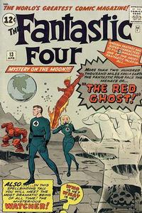 Cover Thumbnail for Fantastic Four (Marvel, 1961 series) #13 [Regular Edition]