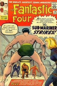Cover Thumbnail for Fantastic Four (Marvel, 1961 series) #14 [Regular Edition]