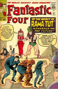 Cover Thumbnail for Fantastic Four (Marvel, 1961 series) #19 [Regular Edition]