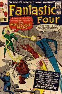 Cover Thumbnail for Fantastic Four (Marvel, 1961 series) #20 [Regular Edition]