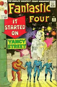 Cover Thumbnail for Fantastic Four (Marvel, 1961 series) #29 [Regular Edition]