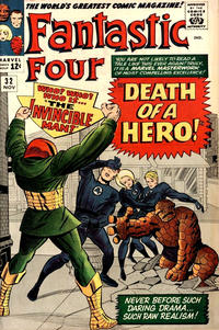 Cover Thumbnail for Fantastic Four (Marvel, 1961 series) #32