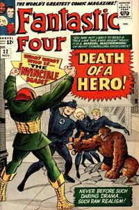Cover Thumbnail for Fantastic Four (Marvel, 1961 series) #32