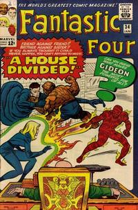 Cover Thumbnail for Fantastic Four (Marvel, 1961 series) #34