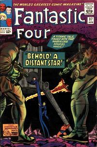 Cover Thumbnail for Fantastic Four (Marvel, 1961 series) #37