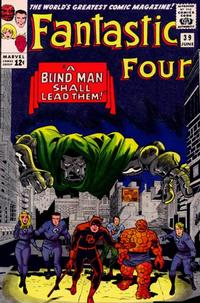 Cover Thumbnail for Fantastic Four (Marvel, 1961 series) #39