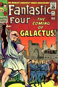 Cover Thumbnail for Fantastic Four (Marvel, 1961 series) #48 [Regular Edition]