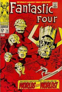 Cover Thumbnail for Fantastic Four (Marvel, 1961 series) #75