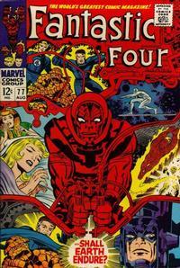 Cover Thumbnail for Fantastic Four (Marvel, 1961 series) #77