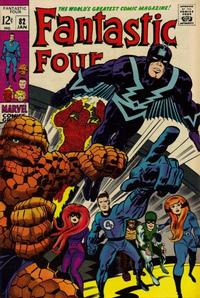 Cover Thumbnail for Fantastic Four (Marvel, 1961 series) #82
