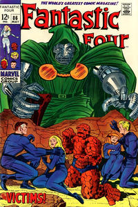 Cover Thumbnail for Fantastic Four (Marvel, 1961 series) #86 [Regular Edition]