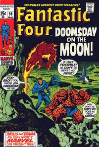 Cover Thumbnail for Fantastic Four (Marvel, 1961 series) #98