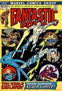 Cover Thumbnail for Fantastic Four (Marvel, 1961 series) #123 [Regular Edition]