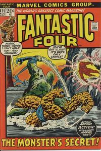 Cover Thumbnail for Fantastic Four (Marvel, 1961 series) #125 [Regular Edition]