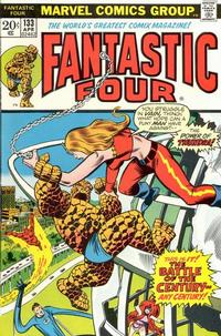 Cover Thumbnail for Fantastic Four (Marvel, 1961 series) #133 [Regular Edition]