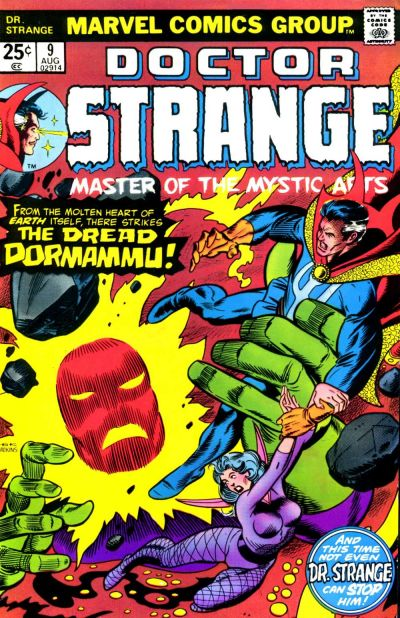 Cover for Doctor Strange (Marvel, 1974 series) #9 [Regular Edition]