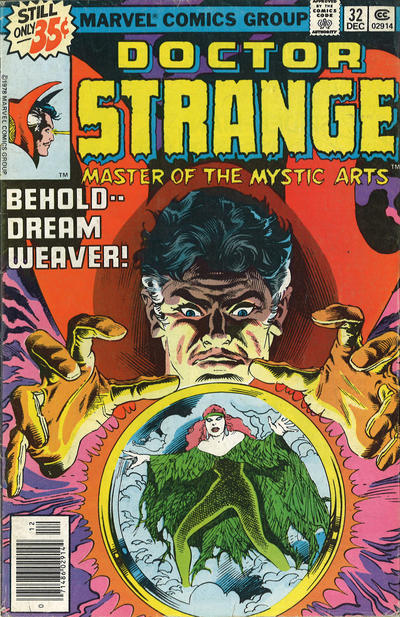 Cover for Doctor Strange (Marvel, 1974 series) #32 [Regular Edition]