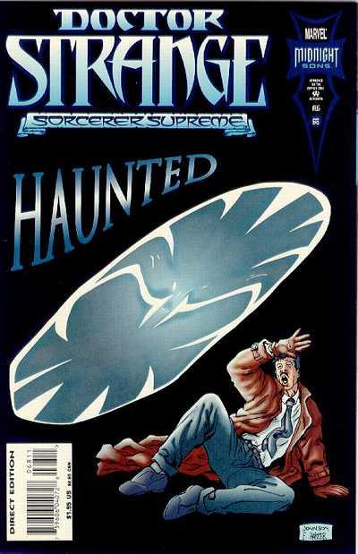 Cover for Doctor Strange, Sorcerer Supreme (Marvel, 1988 series) #68