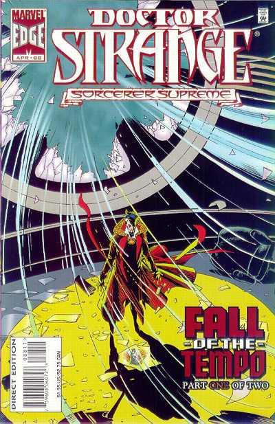 Cover for Doctor Strange, Sorcerer Supreme (Marvel, 1988 series) #88