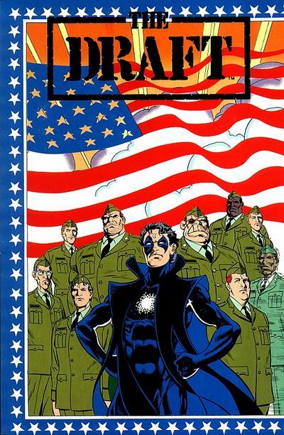 Cover for The Draft (Marvel, 1988 series) #[nn]