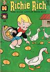 Cover for Richie Rich (Harvey, 1960 series) #12