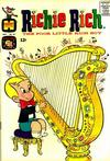 Cover for Richie Rich (Harvey, 1960 series) #25