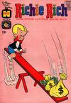 Cover for Richie Rich (Harvey, 1960 series) #40