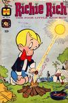 Cover for Richie Rich (Harvey, 1960 series) #54
