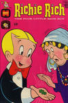Cover for Richie Rich (Harvey, 1960 series) #73