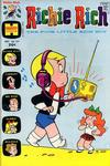 Cover for Richie Rich (Harvey, 1960 series) #121