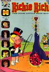 Cover for Richie Rich (Harvey, 1960 series) #126