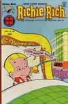 Cover for Richie Rich (Harvey, 1960 series) #148