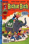 Cover for Richie Rich (Harvey, 1960 series) #203