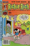 Cover for Richie Rich (Harvey, 1960 series) #206