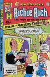 Cover for Richie Rich (Harvey, 1960 series) #221