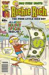 Cover for Richie Rich (Harvey, 1960 series) #224