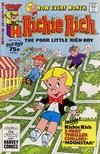 Cover for Richie Rich (Harvey, 1960 series) #228