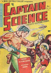 Cover for Captain Science (Bell Features, 1950 series) #1